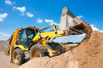 Plant & machinery buyers - backhoe loader